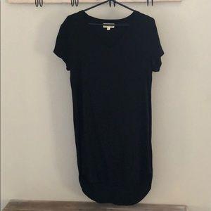 Cloth & Stone Black Women's t-shirt dress